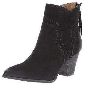 SPLENDID Nubuck Booties